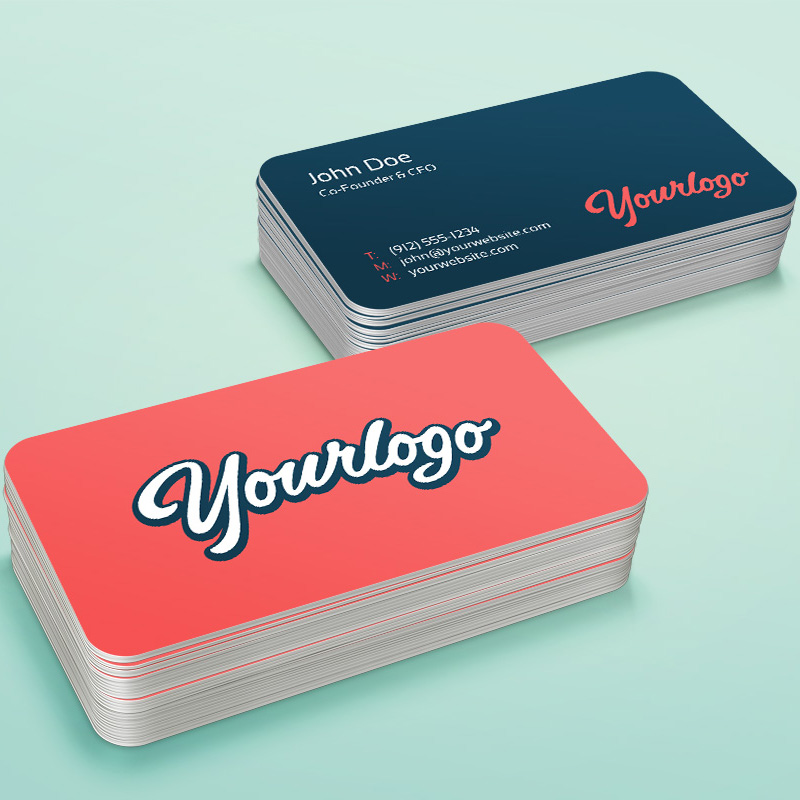 Stack Business Card